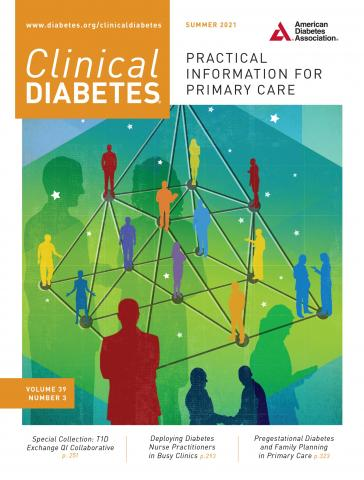 Clinical Diabetes: 39 (3)